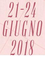21 - 24 giugno 2018